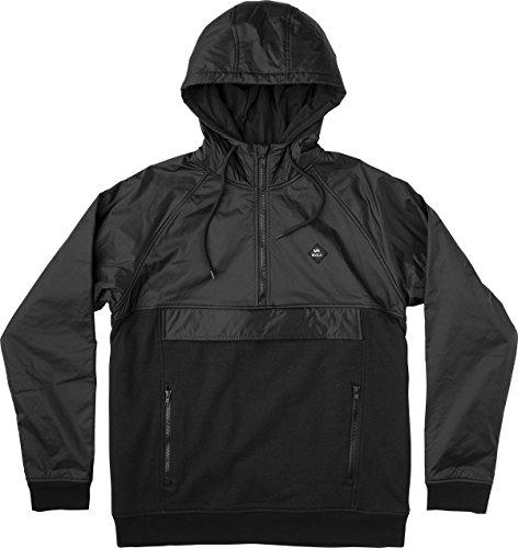 Zip Nylon Anorak Jacket - 8