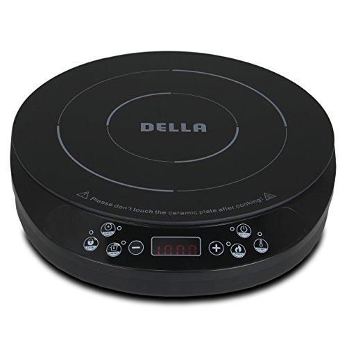 Della Portable Induction Cooktop Countertop Electric