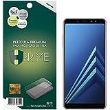 Pelicula Hprime invisivel para Samsung Galaxy A8 2018, Hprime, Película Protetora de Tela para Celular, Transparente