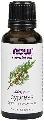 Cypress Pine Tree - NOW Solutions Cypress Essential Oil, 1-Ounce