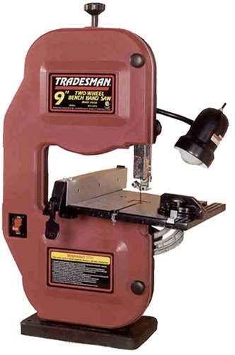 Tradesman 8166l 25 amp 9 inch band saw with guide blocks and lamp tradesman 8166l 25 amp 9 inch band saw with guide blocks and lamp greentooth Image collections