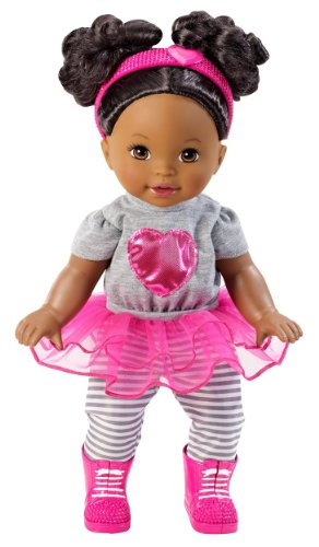 Little Mommy Sweet As Me Pop Princess African-American Doll