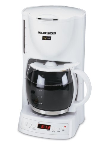 Black & Decker Automatic Shut Off Coffee Maker - 6