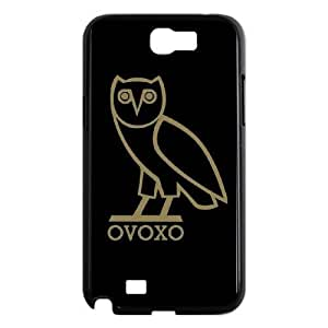Samsung Galaxy Note 2 N7100 Phone Cases Black Drake Ovo Owl EXS557449