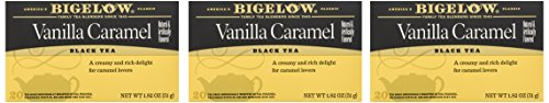 Bigelow Tea Vanilla Caramel (3 Pack)