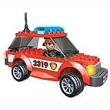 Mega Bloks Blok Squad Set #2411 Fire Patrol SUV