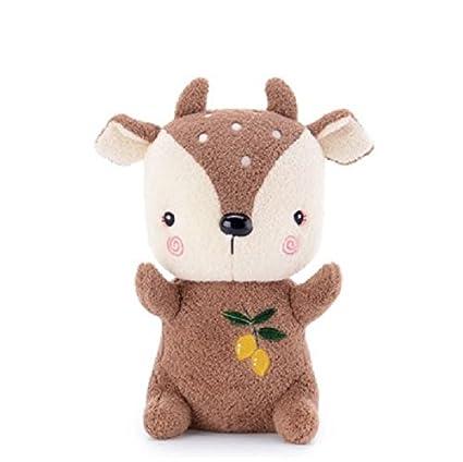 Amazon.com: 7 inch kawaii animal de peluche plush conejo ...