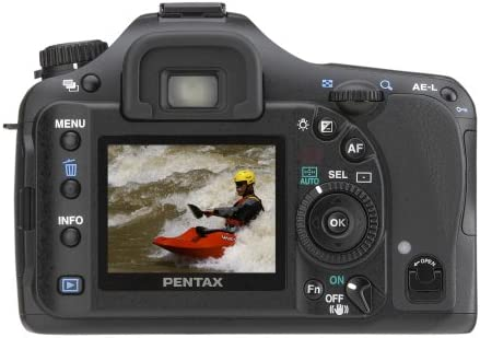 Amazon.com: Pentax K10D 10,2 MP cámara réflex digital con ...