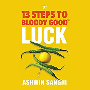 13 Steps to Bloody Good Luck Audiobook