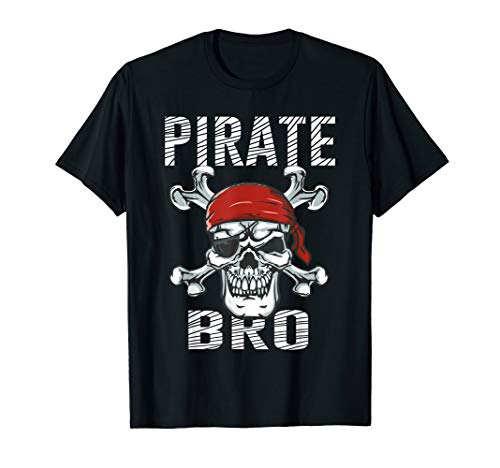 Womens Pirate Outfit Ideas (Pirate Brother Shirt   Boys Skull Crossbones Flag)