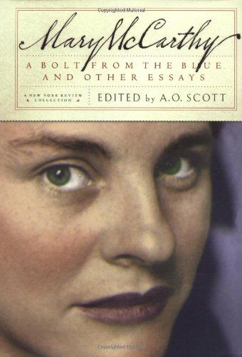 Mary McCarthy (author)