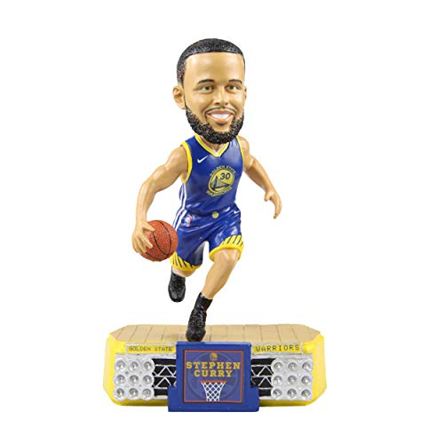 - Stephen Curry (Golden State Warriors) Stadium Lights Bobblehead by Foco