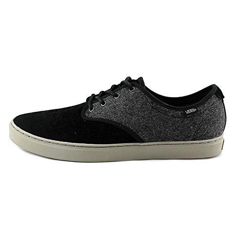 Vans Ludlow Premium Wax Canvas Black (Tweed) Black/Smoke