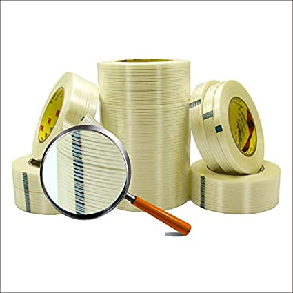 Amazon com: 3M8915# Glass Fiber Tape wear - Resistant Strong Single