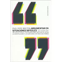 Argumentar en situaciones dificiles / Argumenting in Difficult Situations: 96