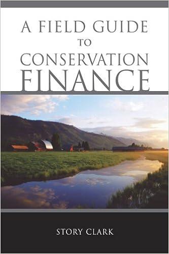 Land Conservation Financing