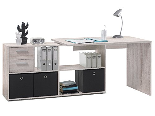 Eckschreibtisch Winkelkombination Schreibtisch Arbeitstisch
