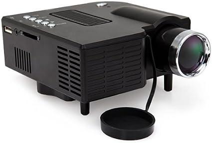 24w Mini Multimedia Lcd Image System Led Projector With Elektronik
