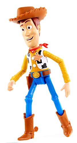 Disney Pixar Toy Story True Talkers Woody Figure, 9.2""
