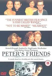 Peter's Friends [Region 2]