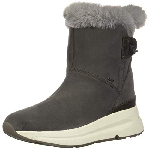 chollos oferta descuentos barato Geox D BACKSIE B ABX C Botas de Nieve para Mujer Beige Chestnut C6004 35 EU