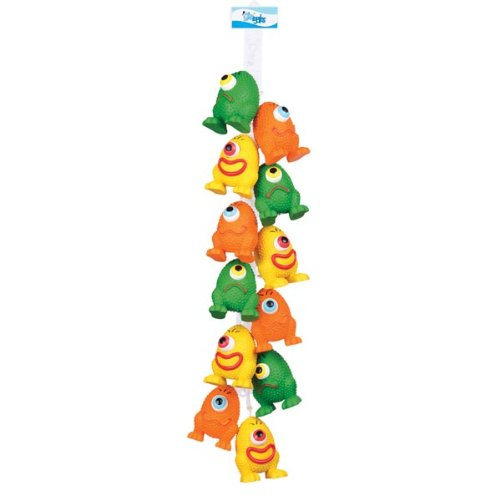 Grriggles 12-Piece Latex Lookers Pet Toy by Grriggles