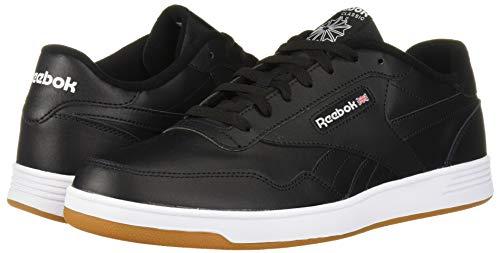 Reebok Men's Club MEMT Sneaker, Black/White, 13