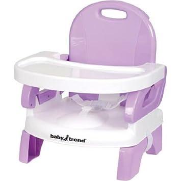 0620597e9e9c Baby trend portable high chair booster seat lavender jpg 355x355 Baby  portable high chairs booster seats