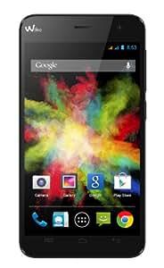"Wiko Bloom - Smartphone libre Android (pantalla 4.7"", cámara 5 Mp, 4 GB, Quad-Core 1.3 GHz, 1 GB RAM), negro"