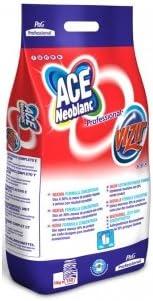 ACE Neoblanc - Detergente detergente para lavadora 500 lavados ...