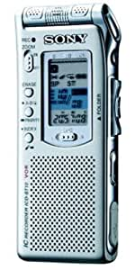 Sony ICD-ST10 Digital Voice Recorder with Voice-To-Print Compatibility