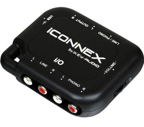 2U75204 - gemini iConnex Portable USB Sound Card by Gemini