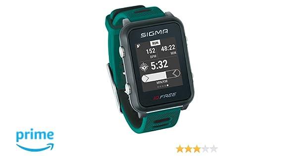 iD.FREE reloj multideportivo con GPS para el aire libre y ...