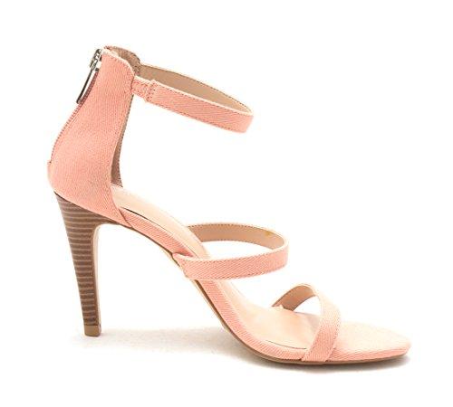 Katie amp; Light Cleo Pink Femmes À Kelly Talon Sandales Aq5TAdw