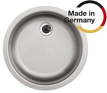 Rieber Einbauspule E 39 Edelstahl Kuchenspule Made In Germany