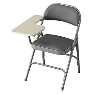 Amazon Com Ki Furniture Folding Chair With Padded Seat
