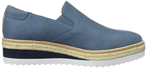 Outsole New with Women's Sporty Slip Platform Rainer Kenneth Cole Oxford Indigo York Espadrille on gwxq5nHP