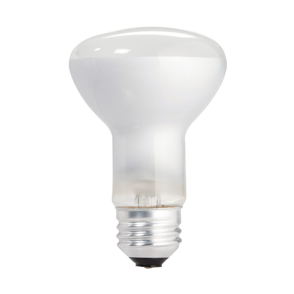 Philips Indoor R20 Flood Light Bulb: 2600-Kelvin, 45-Watt, Medium Screw Base, Soft White, 12-Pack