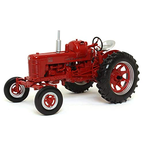 Spec Cast ZJD 1629 Red 1/16 Scale Farmall 300 LP Gas Wide Front