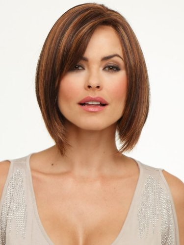 Kimberly by Envy Wigs, Color Chosen: Medium Brown by Envy Wigs