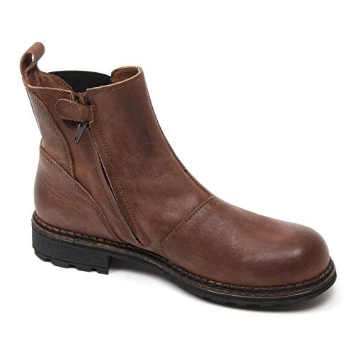 Beatles Bimbo Boot Marrone Marron Scarpa Kid Shoe C1278 Mustang Momino aZqwO5xq