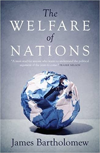 The Welfare of Nations book cover