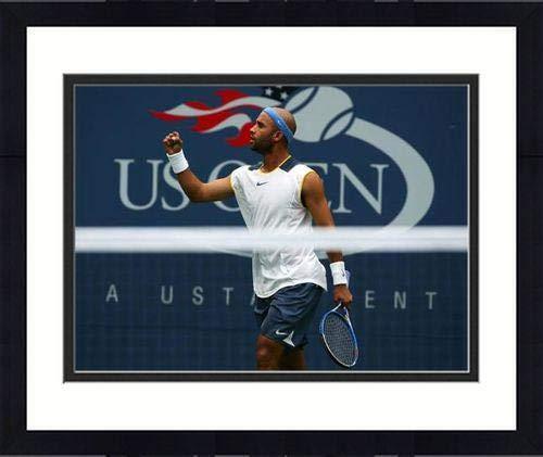 - Framed James Blake US Open Fist Pump Signed 16X20 Photo - Steiner Sports Certified
