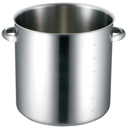 仔犬印 K 19-0 電磁対応 寸胴鍋(蓋無)45cm   B0084XYNLM