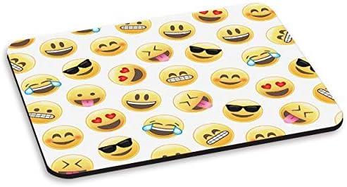 Emoji Caras Sonriendo Alfombra Ratón Ordenador PC ...