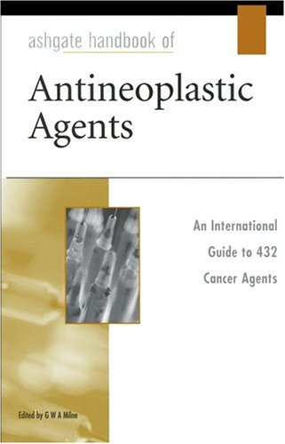 Ashgate Handbook Of Antineoplastic Agents