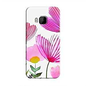 Cover It Up Natural Print Hard Case For HTC M9