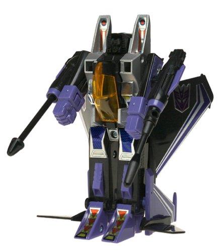 Transformers G1 Commemorative Series IV Skywarp Reissue Figure (Starscream Reissue)