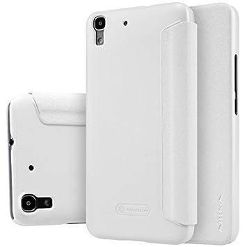 ELTD Huawei Y6 flip Cover, Slim flip funda carcasa case para ...
