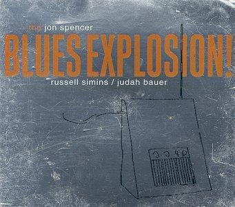 Afbeeldingsresultaat voor john spencer blues explosion orange